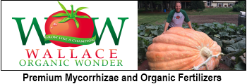 Wallace Organic Wonder offers the highest quality, environmentally friendly organic fertilizers.